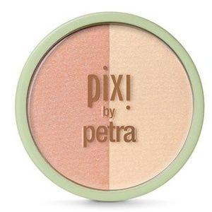 5/$25 NWT PIXI BY PETRA BLUSH DUO IN PEACH HONEY